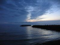小平町の漁港